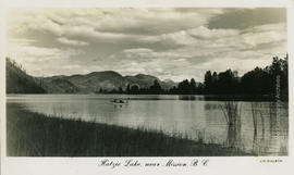 Hatzic Lake, near Mission, B.C.