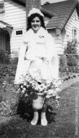Queen Lois, Mission B.C. May, 1942
