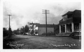 Main Street / Mission City B.C.