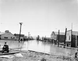 Horne Ave. Mission City - June 3rd 1948