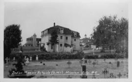 Indian Mission Schools (O.M.I.), Mission City, B.C.