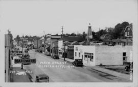 Main Street Mission City, 1946.