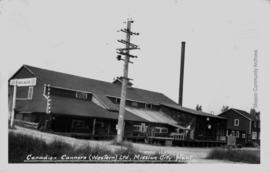 Canadian Canners (Western) Ltd., Mission City plant.