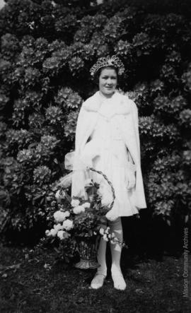 Queen Margaret, Mission B.C. May, 1939