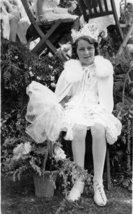 Queen Winnie, Mission B.C. May, 1940