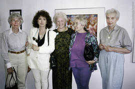 Fine Arts Five, 2000 Art Show