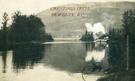 Greetings from Dewdney, B.C.