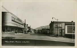 Main Street, Mission City, B.C.