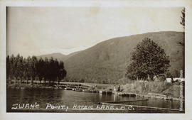 Swan's Point, Hatzic Lake, B.C.