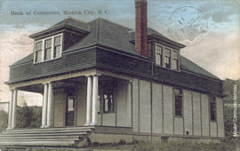 Bank of Commerce, Mission City, B.C.