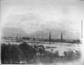 Floods 1894 Chilliwack B.C.