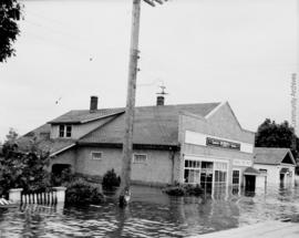 Store and Post Office - Matsqui June 13th, 1948
