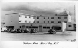 Bellevue Hotel, Mission City, B.C.