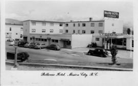Bellevue Hotel, Mission City, B.C. (864)